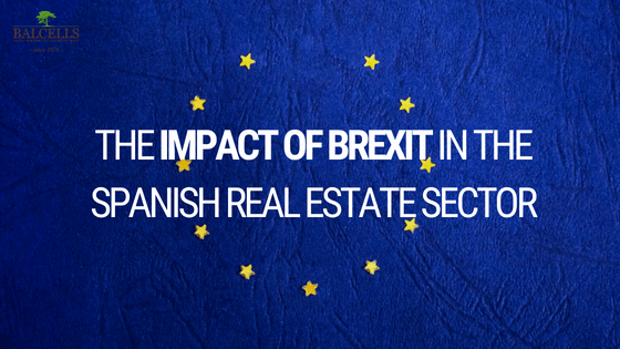 The Impact of Brexit in the Spanish Real Estate Sector