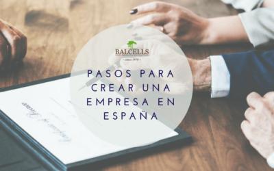 Los 6 Pasos Para Crear una Empresa en España