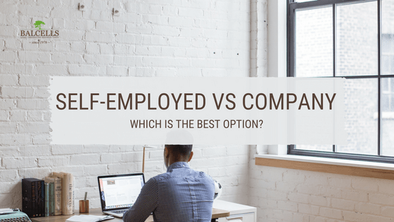 What is best, Working as a Self-Employed Individual or as a Company (S.L.) in Spain?