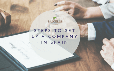 The 6 Steps To Set Up A Company In Spain