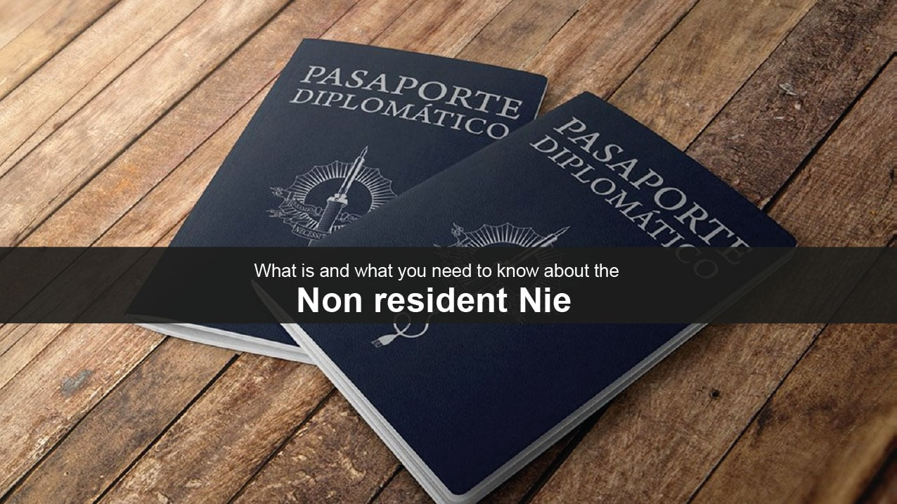 What is a Non-Resident NIE in Spain?