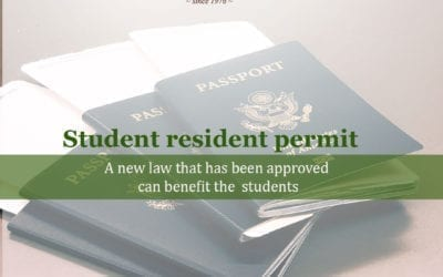 Residence Permit for Students Who Look For a Job in Spain