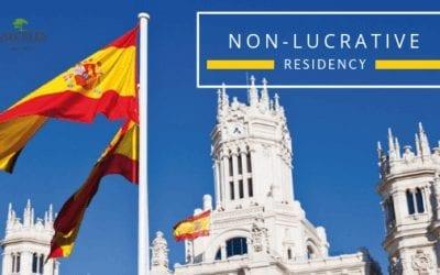 Non-Lucrative Residency in Spain