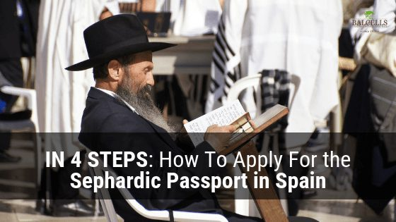 How To Apply For the Sephardic Passport in Spain
