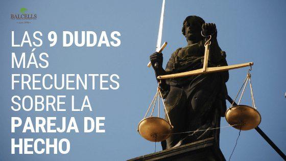 Dudas Frecuentes Sobre la Pareja de Hecho en España