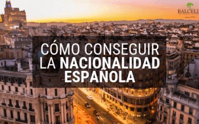 Cómo Conseguir la Nacionalidad Española: Proceso y Documentos