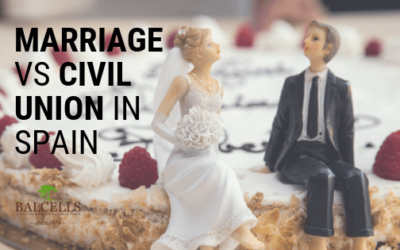 What is the Difference Between Marriage and Civil Union in Spain? Differences & Similarities