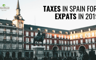 Taxes in Spain for Expats in 2019