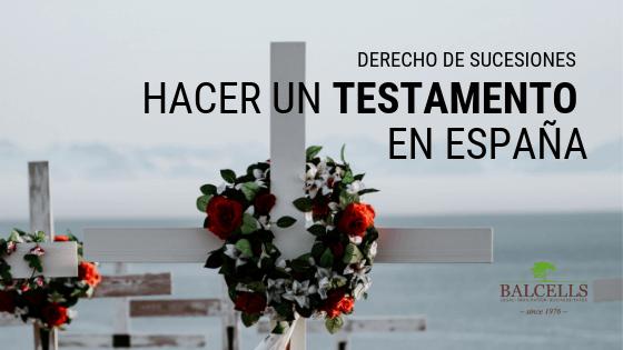 Cómo Hacer un Testamento en España: Pasos y Beneficios