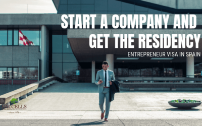 Set Up Your Company in Spain & Get The Residency: Entrepreneur Visa