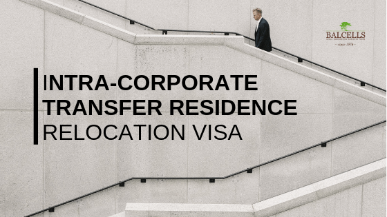Intra-Corporate Transfer Residence Visa in Spain