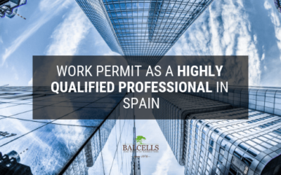 Work Permit in Spain as a Highly Skilled Professional