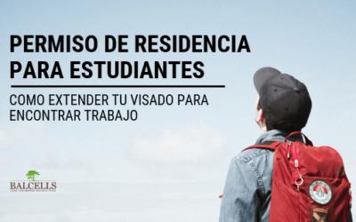 Visado Para Estudiantes Que Buscan Trabajos en España