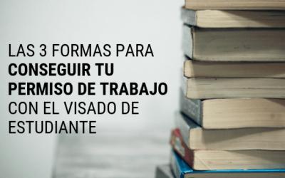 Cómo Conseguir el Permiso de Trabajo Siendo Estudiante en España