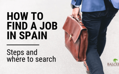 How to Find a Job in Spain