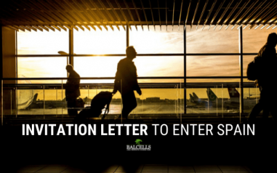 Invitation Letter to Enter Spain as a Foreigner