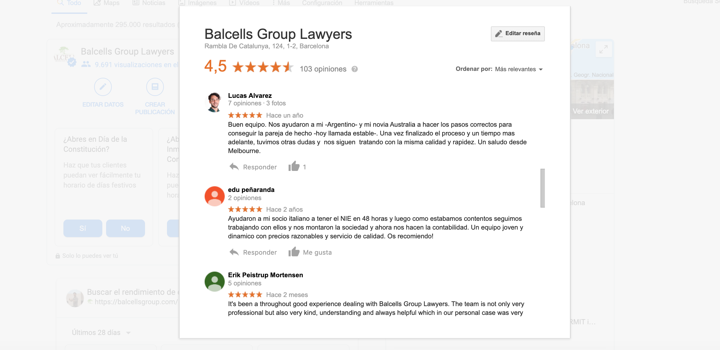 cómo elegir abogado de extranjería