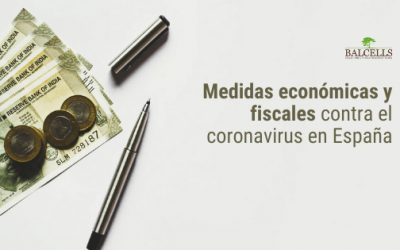 Medidas Económicas Contra el Coronavirus: Cómo Aplazar el Pago de Impuestos