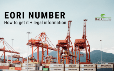 EORI Number in Spain: When Do You Need One + Steps to Get It