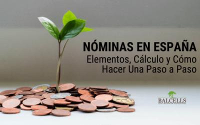 Nóminas en España: Elementos, Cálculo y Cómo Hacer Una Paso a Paso