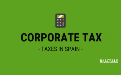 Corporate Tax in Spain