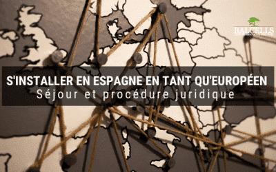 Certificat de Registre de l'UE : S'installer en Espagne en tant qu'Européen