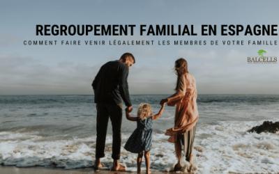 Regroupement Familial en Espagne : Conditions et Documents