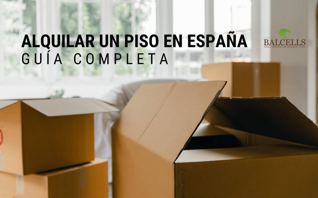 Alquiler en España: Cuánto Cuesta, Mejores Zonas, Aspectos Legales y Más