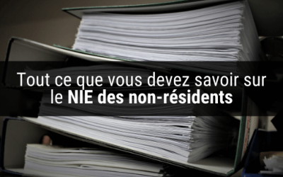 NIE pour les Non-Résidents: Conditions et Documents