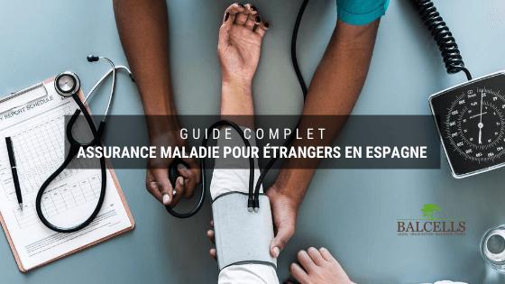 Assurance maladie pour les étrangers