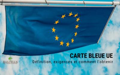 Carte Bleue Européenne en Espagne
