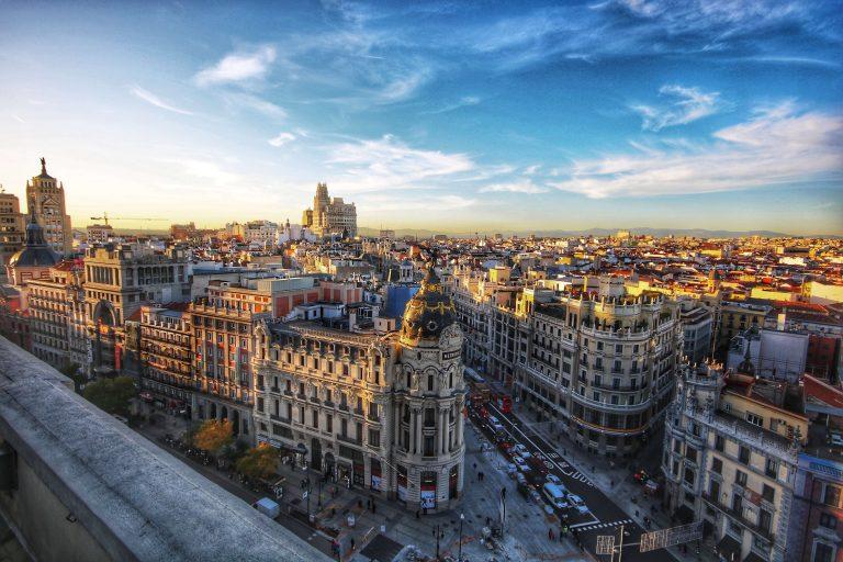 Travailler à distance depuis l'Espagne