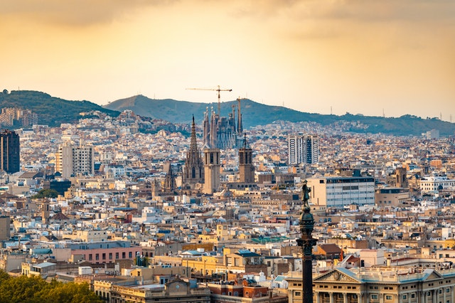 cómo moverse a España