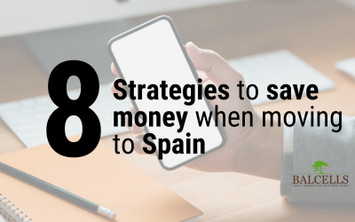 Top 8 Ways to Save Money When you Move to Spain