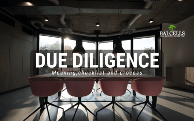 Due Diligence: Definition, Process and Checklist