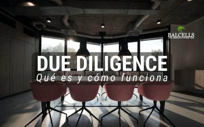 ¿Qué es una Due Diligence y Cómo Funciona?