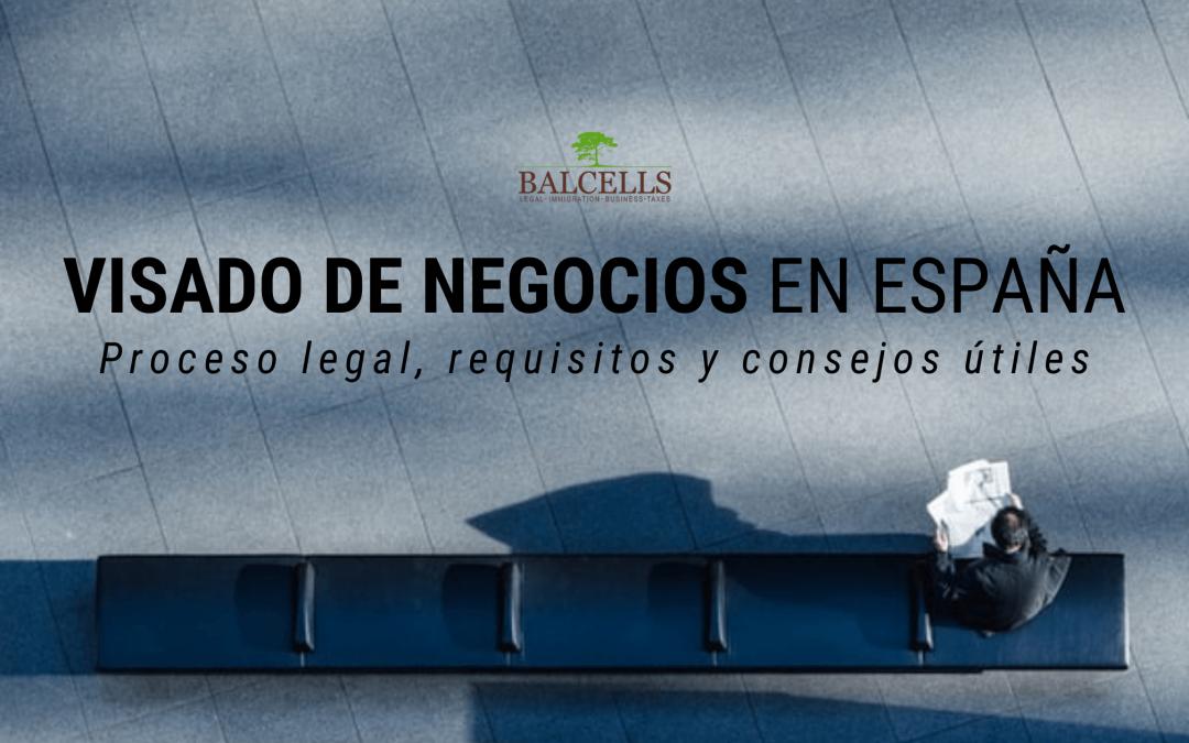 Cómo Conseguir un Visado de Negocios en España