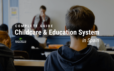 Childcare and the Spanish Education System