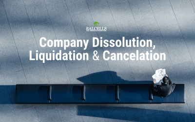 How to Dissolve, Liquidate and Cancel a Company in Spain