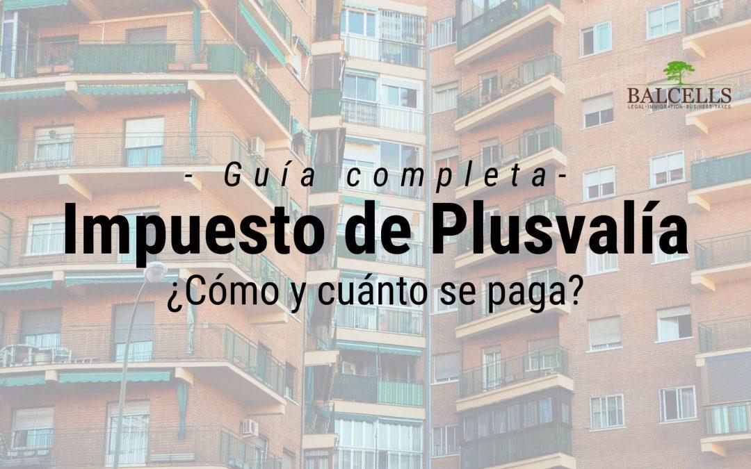 Plusvalía Municipal en España: ¿Cómo se Calcula y Cuánto se Paga?
