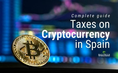 Taxes on Cryptocurrency in Spain: How, When and How Much You Need to Pay