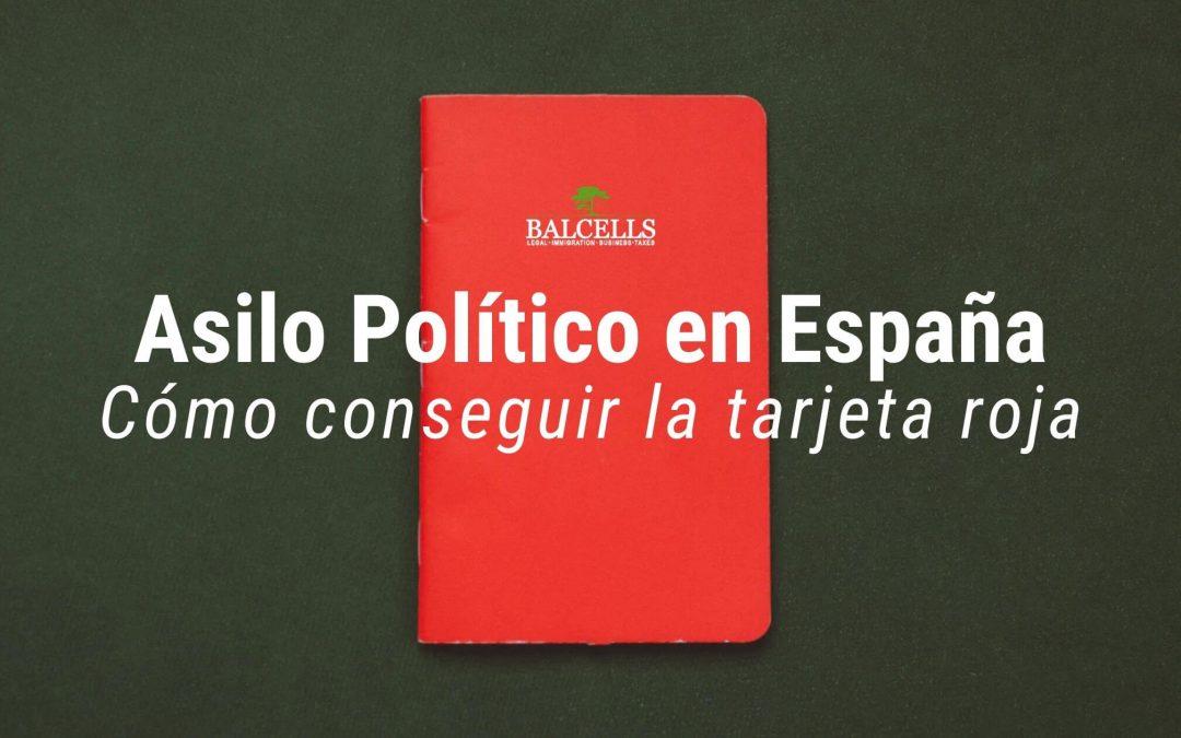 Asilo político en España (Protección Internacional)