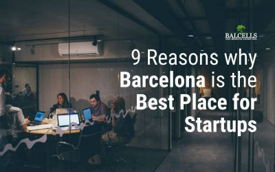 9 Reasons why Barcelona is the Best Place for Startups