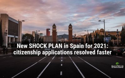 New Shock Plan in Spain for 2021 to Resolve Citizenship Applications Faster