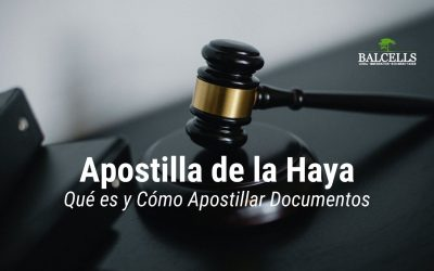 Hague Apostille: How to Legalize Foreign Documents in Spain