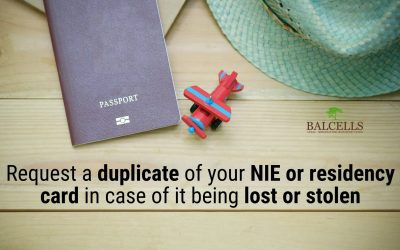 Request a Duplicate of your NIE or Residency Card in case of Loss or it Being Stolen