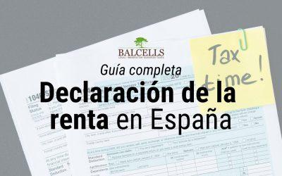 Declaración de la Renta en España: Cómo Hacerla, Deducciones y Más