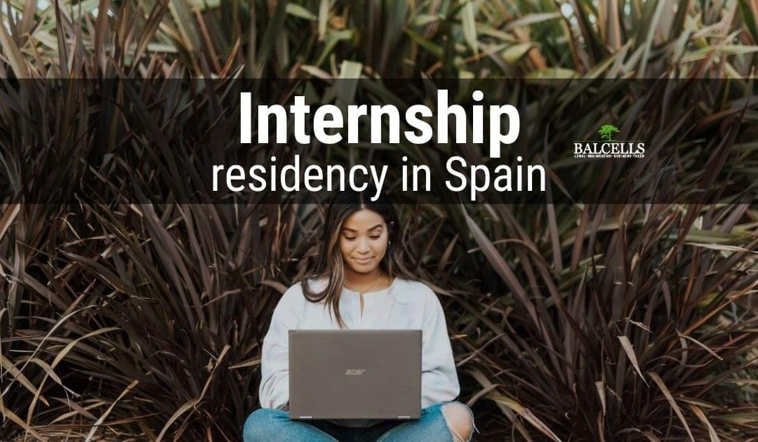 internship residency in Spain